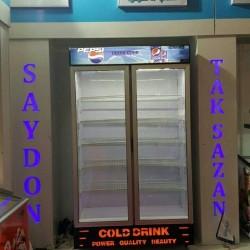 یخچال دوبل دو درب معمولی