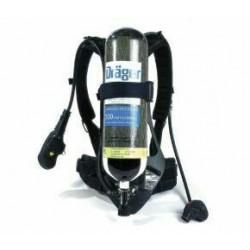 دستگاه تنفسی دراگر برای آتش نشانی و غواصی