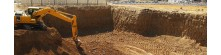 خدمات تخریب گودبرداری خاک برداری بالازاده