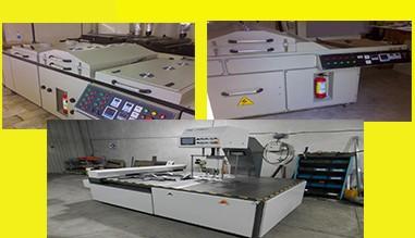 فروش ماشین آلات چاپ و بسته بندی
